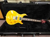 2007 PRS Paul Reed Smith Custom 24 Amber Quilt 10 Top with SKB I-Series Case